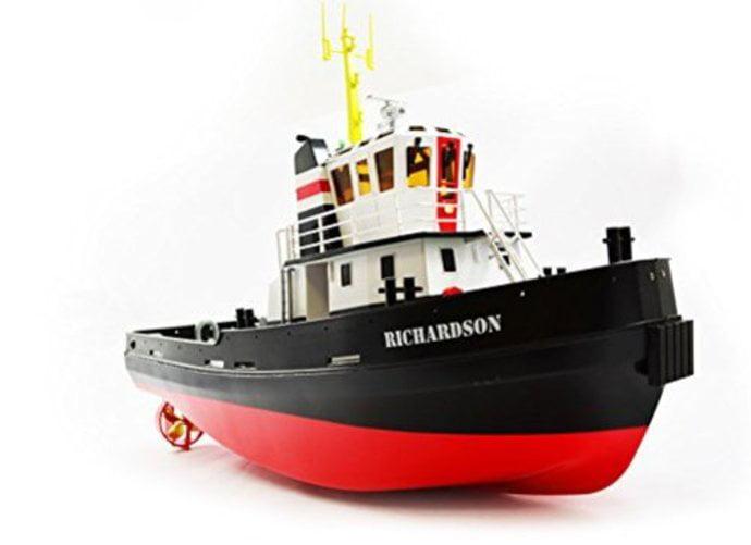 Click here to buy Hobby Engine Richardson Tug Boat by Hobby Engine.