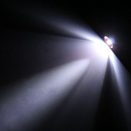 Mini Pocket Portable Keychain Keyring LED Camping Flashlight Torch Lamp Light - image 2 of 8
