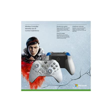 Microsoft Xbox One Wireless Controller, Gears 5 Kait Diaz Limited Edition