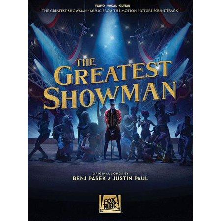The Greatest Showman  Sheet Music