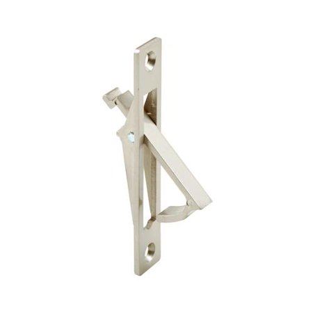 Slide-Co 164162 Pocket Door Mortise Pull, Satin (Mortise Pull)
