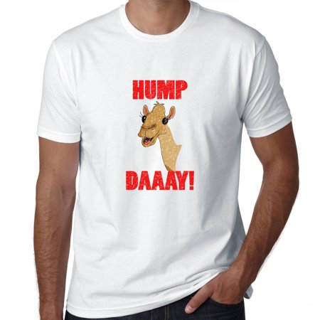 Hump Day  Wednesday Camel   Yay  Mens T Shirt