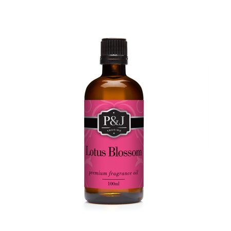 Lotus Blossom Fragrance Oil - Premium Grade Scented Oil - 100ml