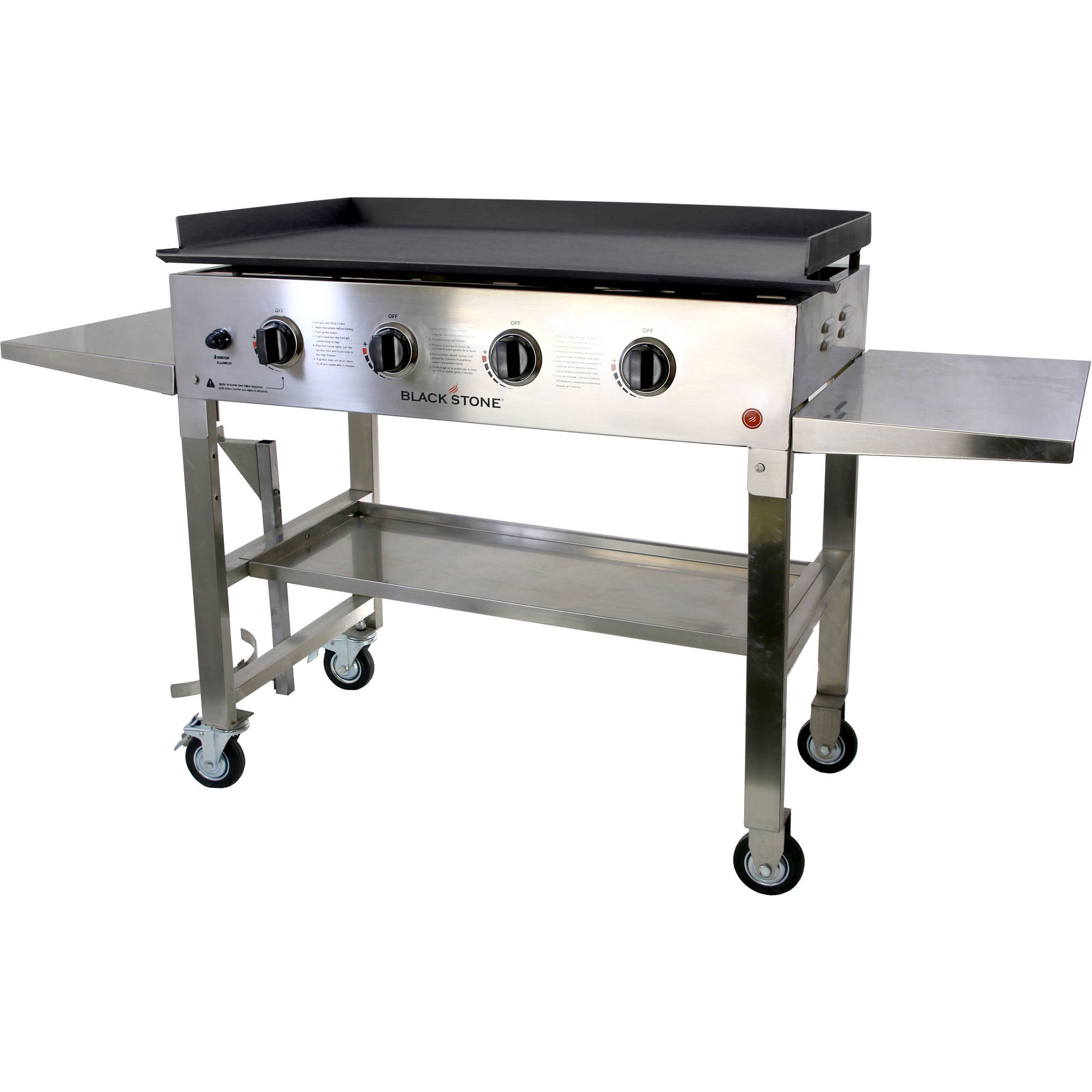 "Blackstone 36"" Stainless Steel Griddle Cooking Station"