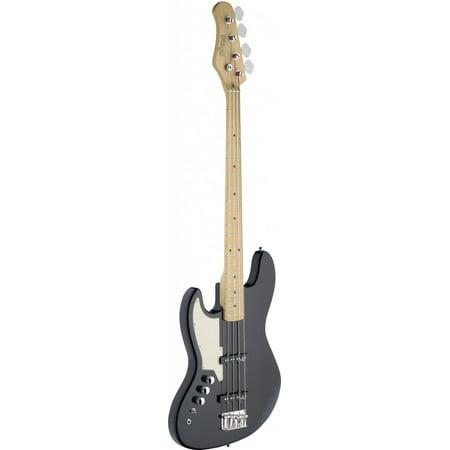 String Left Handed Electric Bass (Stagg SBJ-50 BK LH Custom