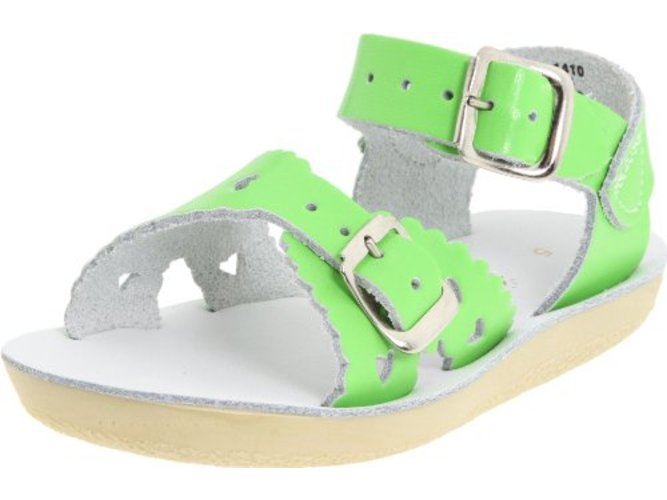 Toddler//Little Kid//Big Kid//... Salt Water Sandals by Hoy Shoe Sweetheart Sandal