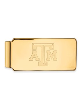 Texas A&M Money Clip (Gold Plated)