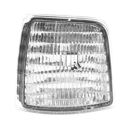 NEW FRONT DRIVER SIDE MARKER LIGHT FITS FORD BRONCO 92-96 FO2550110 F2TZ 15A201 D F2TZ-15A201-D F2TZ15A201D ()