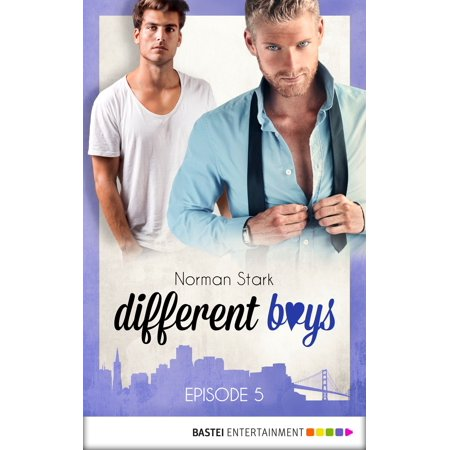 different boys - Episode 5 - eBook