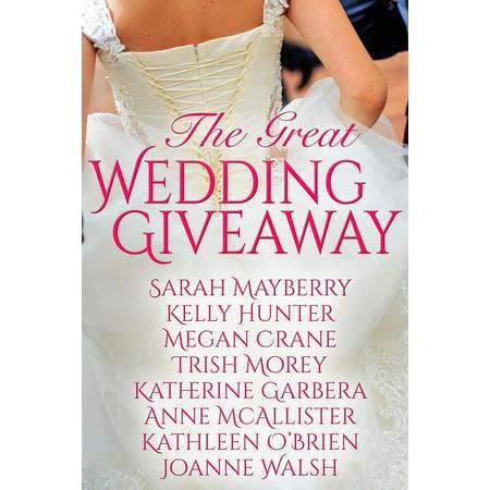 The Great Wedding Giveaway - - Wedding Giveaway
