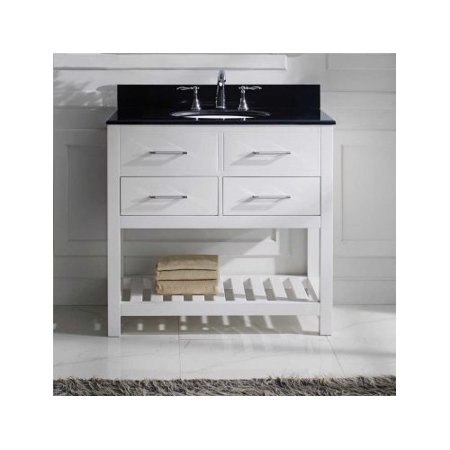 Virtu Usa Caroline Estate 36 Bathroom Vanity Cabinet