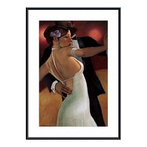 Printfinders 'First Formal' by Bill Brauer Framed Painting Print
