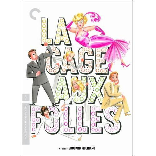 La Cage Aux Folles (1978) (Criterion Collection) (French) (Widescreen)