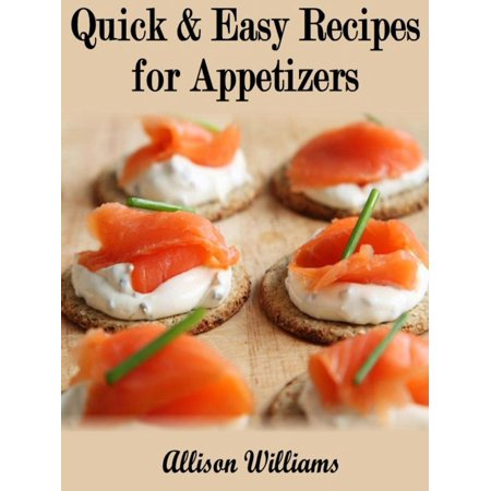 Quick & Easy Recipes for Appetizers - eBook](Fun Halloween Recipes Appetizer)