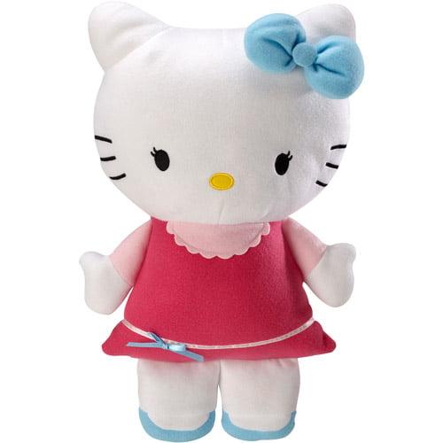Hello Kitty Cuddle Pillow: Pillow Buddy