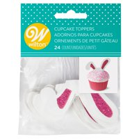 Wilton Cupcake Toppers, 24 count