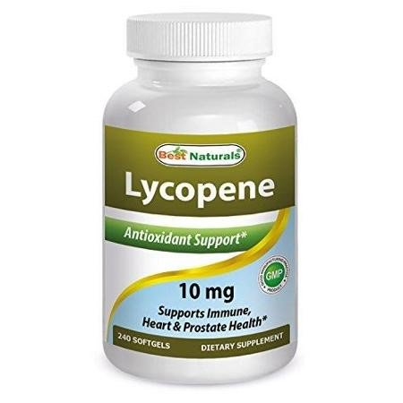 Best Naturals Lycopene 10 mg, 240 Ct
