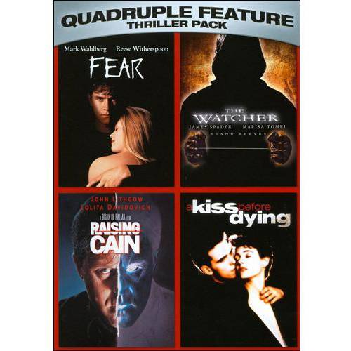 Thriller Pack Quadruple Feature (Widescreen)