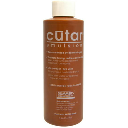 Vital Body Emulsion (Cutar Emulsion 6 oz)