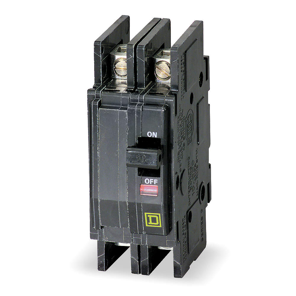 SQUARE D Unit Mount Circuit Breaker QOU235