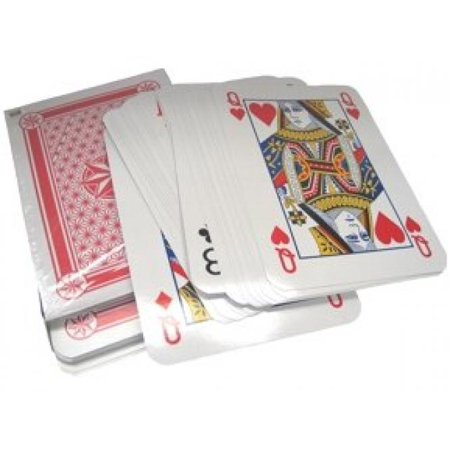 Giant Playing Cards / Placemat Cards
