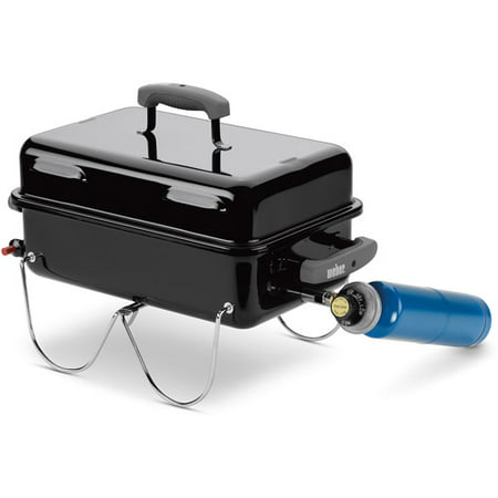 Go Anywhere Weber.Weber 1 Burner Go Anywhere Gas Grill