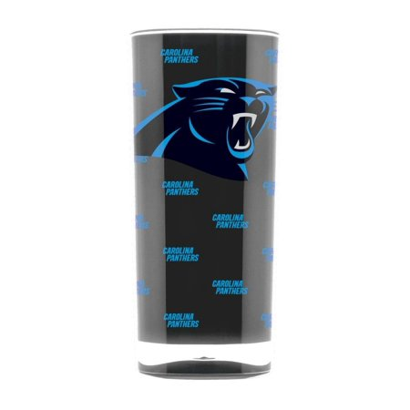 Carolina Panthers Official NFL Tumbler Cup by Duck House 030142