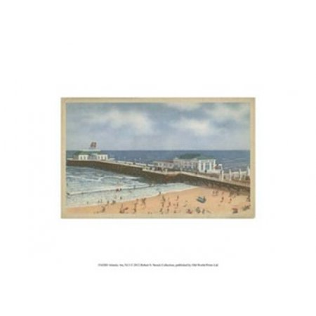 Atlantic City NJ- I Poster Print (13 x - Nj W9