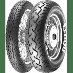 Pirelli 1016400 mt66 tire front 120/90-17 tt
