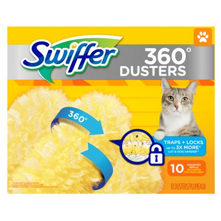 Swiffer 360Deg Dusters Refills  10 Ct
