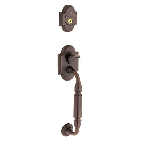 Baldwin Hardware 85305.112.ENTR Handle Set