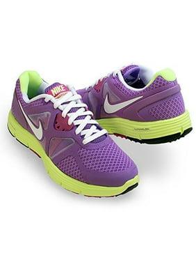 f4ac0b43703ea Product Image Nike Lunarglide 3 (GS) 454573 500 Violet Pop White-LQD Lime-