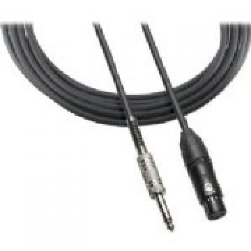 Audio-Technica ATR-MCU10 ATR-MCU Microphone Cables by