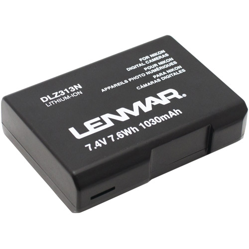 Lenmar Replacement Battery for Nikon EN-EL14