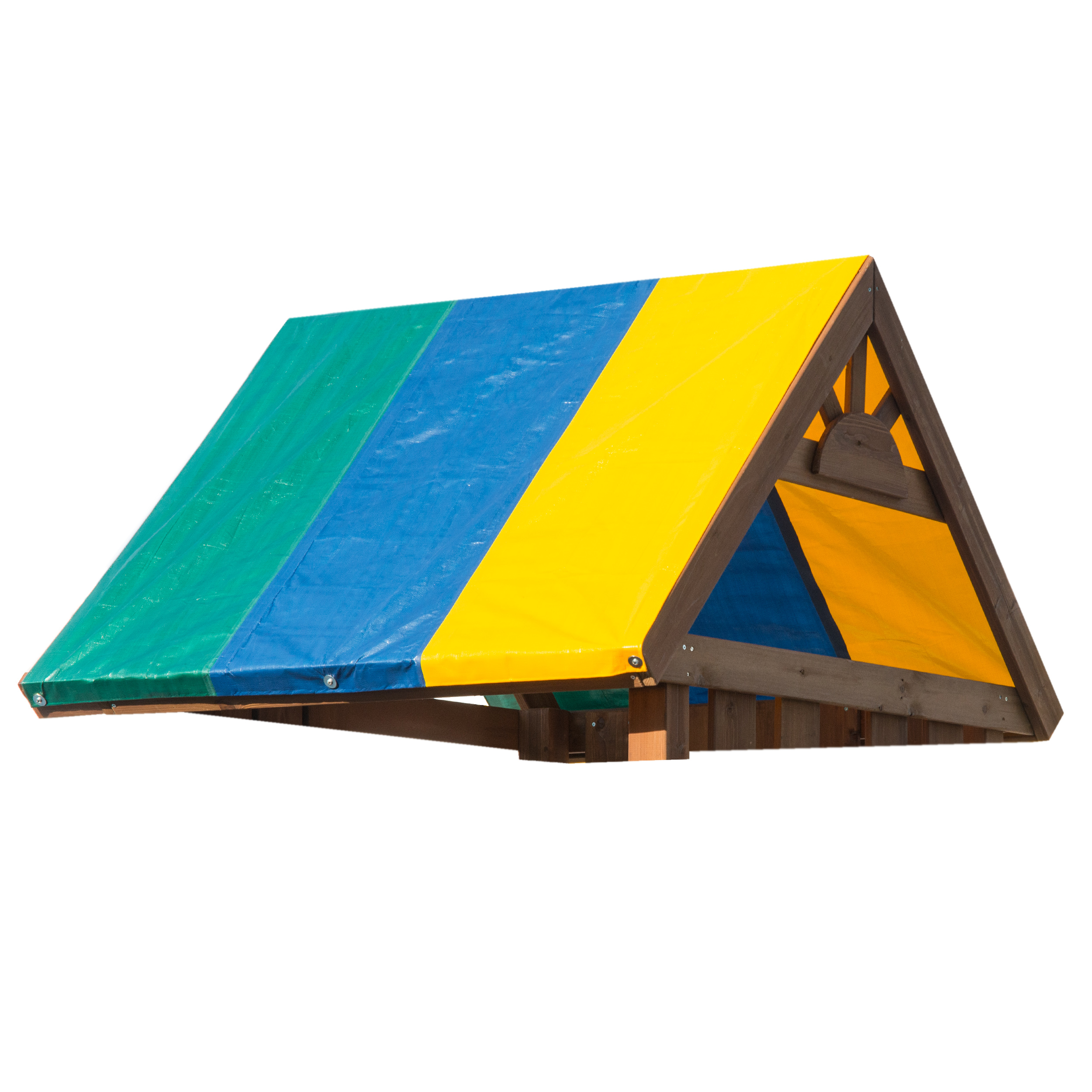 Swing N Slide Multi Color Replacement Tarp For Swing Sets