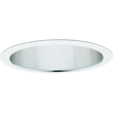 "Progress Lighting P8121-LED-3000K 8"" Pro-Optic LED Recessed Trim - Reflector - 3000K - 1100 Lumen Output"