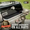 Weber Genesis II E-330 LP Black