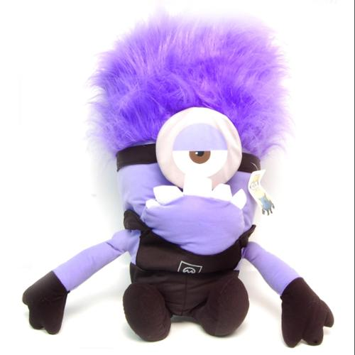 "Despicable Me 22"" Evil Plush Minion One Eye"