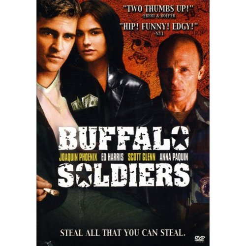 Buffalo Soldiers [DVD]