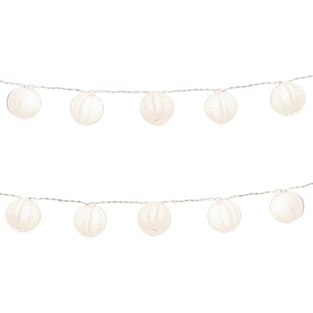 Lumabase Electric String Lights with 3