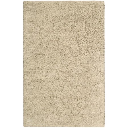 Nourison Coral Reef Hand-Woven Beige Area Rug ()