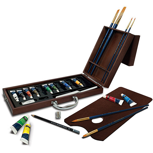 Premier Easel Set, Acrylic Painting