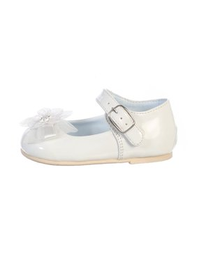 5a60bdc93308d White Toddler Girls Shoes - Walmart.com