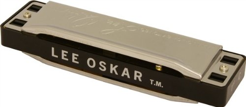 Harmonica, Key of G, Major Diatonic, The Blues Rock Harmonica By Lee Oskar by