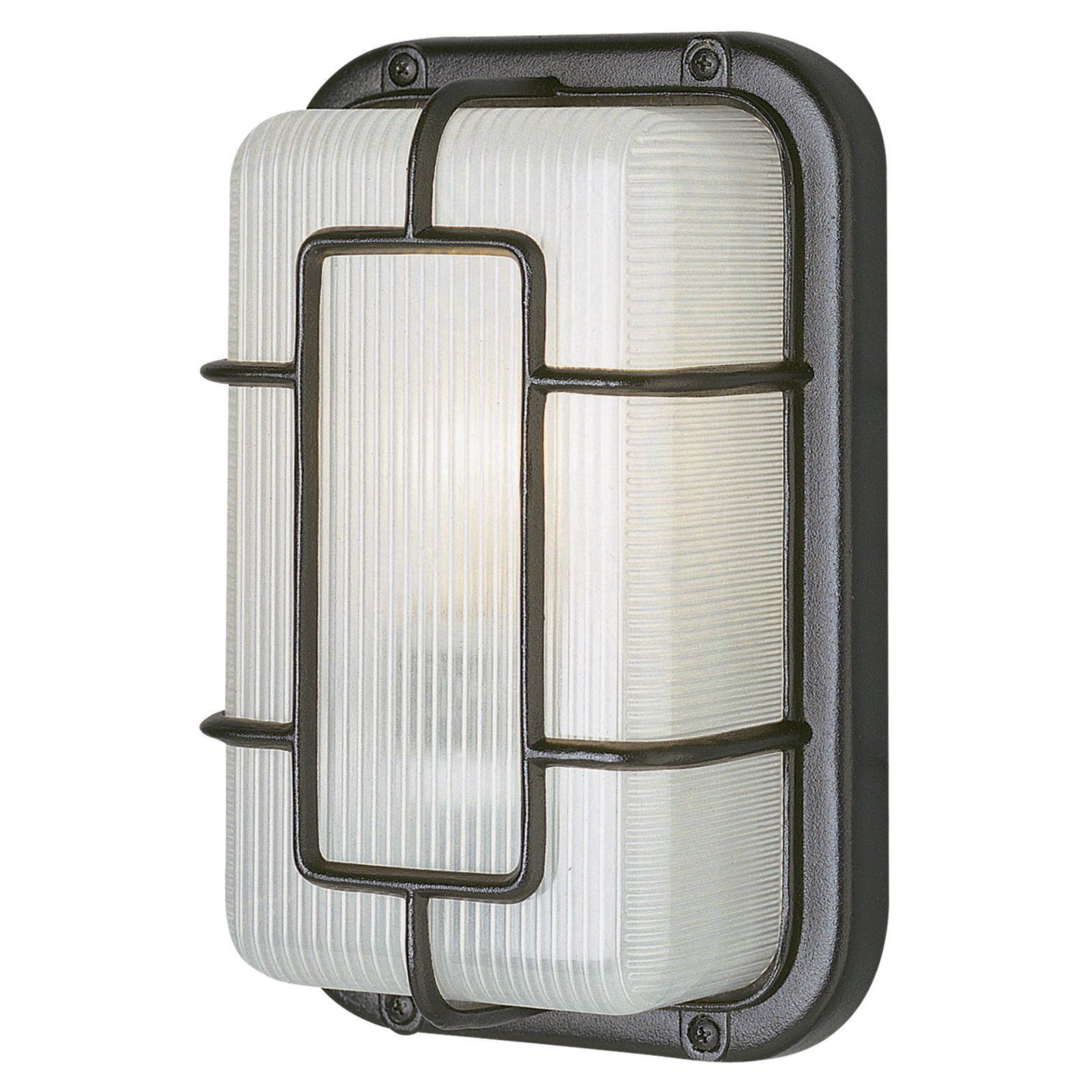 Trans Globe Energy Saving PL-41101 Outdoor Southwestern Bulkhead Wall Light - 10H in.