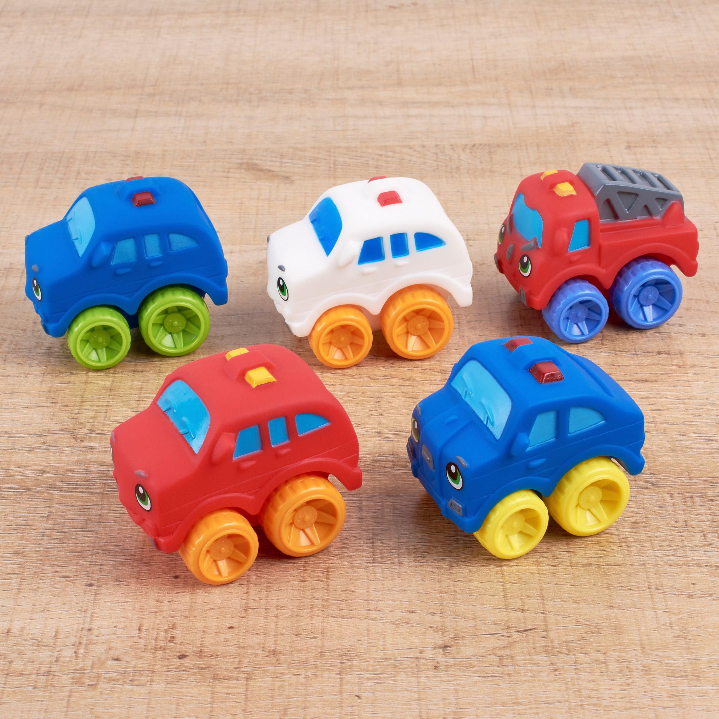 Spark Create Imagine 5-Piece Car and Truck Play Set