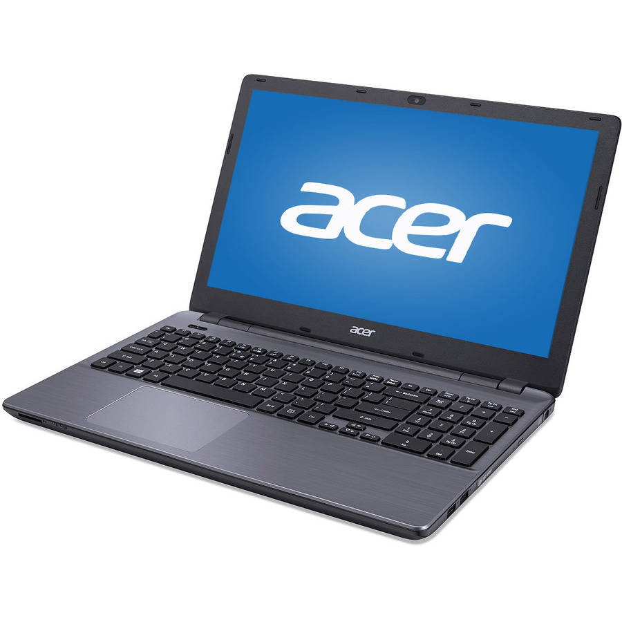 "Refurbished Acer Black 15.6"" E5-571P-55TL Laptop PC with Intel Core i5-4210U Processor, 4GB Memory, 500GB Hard Drive and Windows 8.1 (Eligible for Free Windows 10 Upgrade)"
