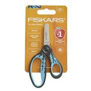 Fiskars Softgrip Blunt-tip Kids Scissors (5 in.) - Turquoise/Green