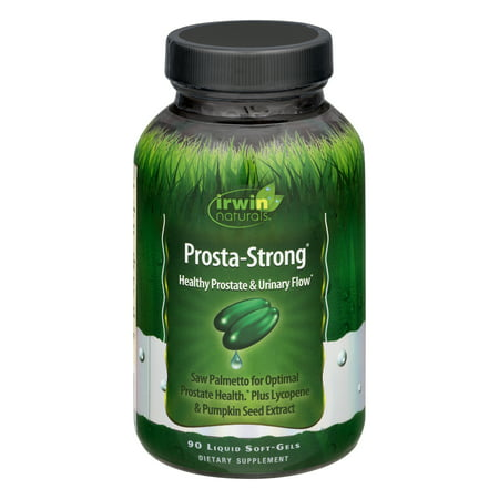 Image of Irwin Naturals Prosta-Strong Healthy Prostate & Urinary Flow, 90.0 CT