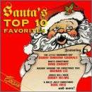Santa's Top 10 Favorites [Audio Cassette] Various - 10 Galveston Semi Cassette